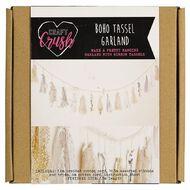 Craft Crush Boho Tassel Garland 1.6m