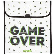 Kookie Gaming Homework Bag Green