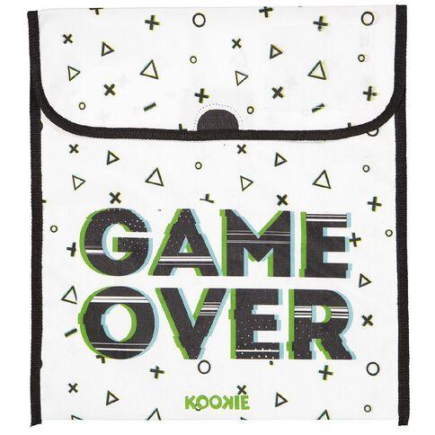 Kookie Gaming Homework Bag Green