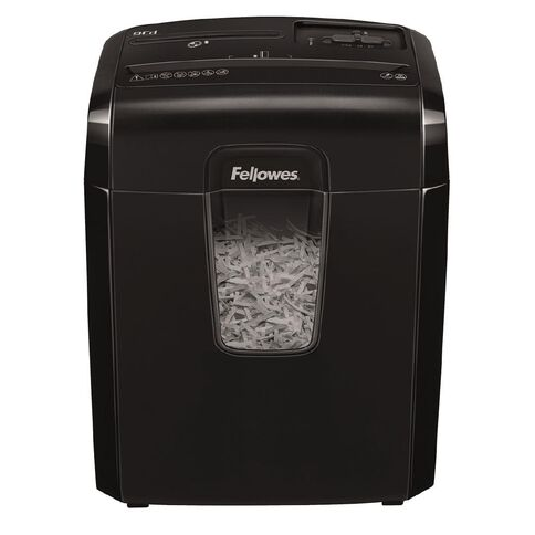 Fellowes Powershred 9CD Cross-Cut Shredder