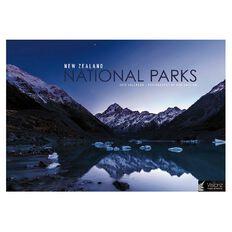 John Sands Calendar 2019 New Zealand National Parks Wall 297mm x 210mm