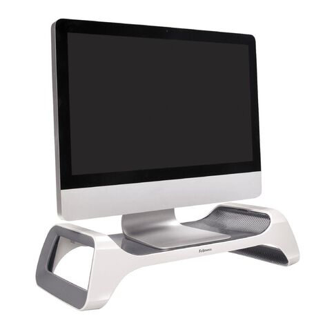 Fellowes I-Spire Monitor Stand White