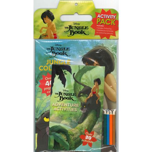 Disney The Jungle Book Grab Bag