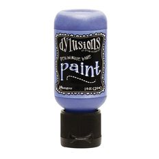 Ranger Dylusions Paint 1oz Periwinkle Blue