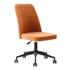 Workspace Ashton Chair Burnt Orange