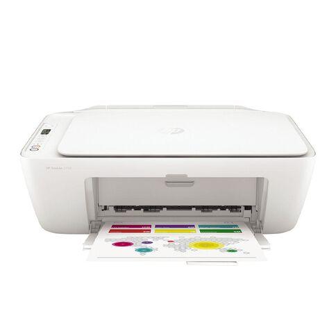 HP DeskJet 2720 All-in-One Printer White