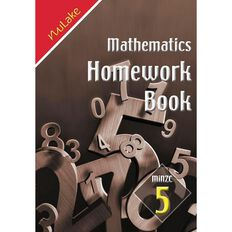 Year 10 Mathematics Homework Book