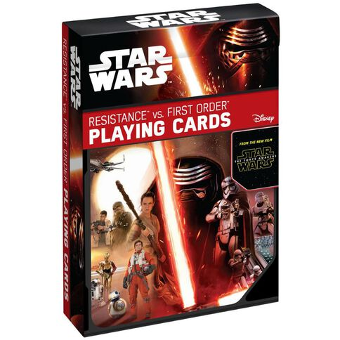 Star Wars Episode 7 Card Game
