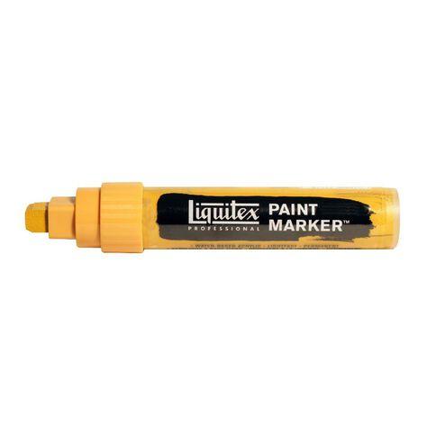 Liquitex Marker 15mm Oxide Yellow