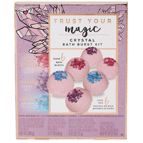 Fashion Angels Crystal Bath Bomb Kit