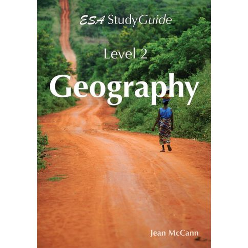 Ncea Year 12 Geography Study Guide