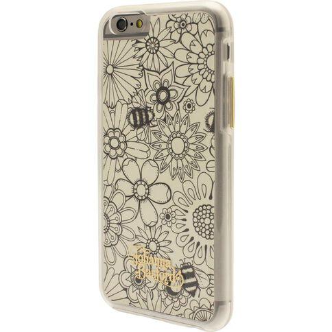 Johanna Basford Iphone 7 Case Secret Garden Clear