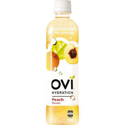 Ovi Hydration Peach 500ml