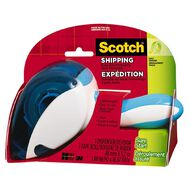 Scotch Easy Grip Packaging Tape Dispenser Blue