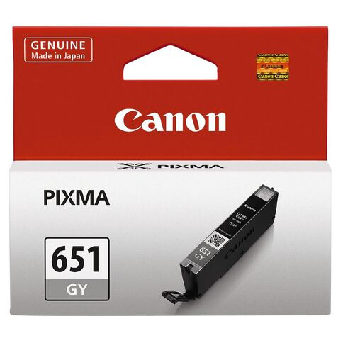 Canon Ink CLI651 Grey (330 Pages)