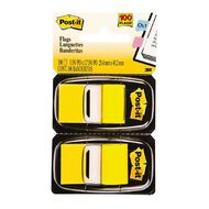 Post-It Flags 2 Pack Yellow