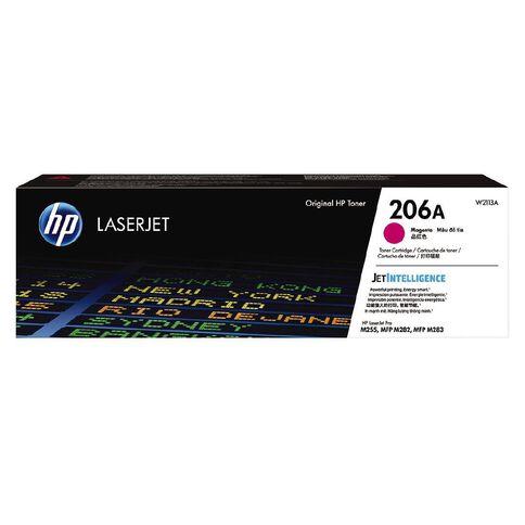 HP Toner 206A Magenta (1250 Pages)