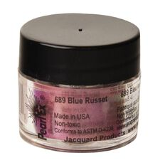 Jacquard Pearl Ex 3g Blue Russet
