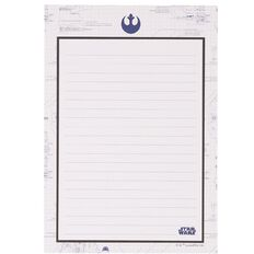 Star Wars 9 Notepad A5