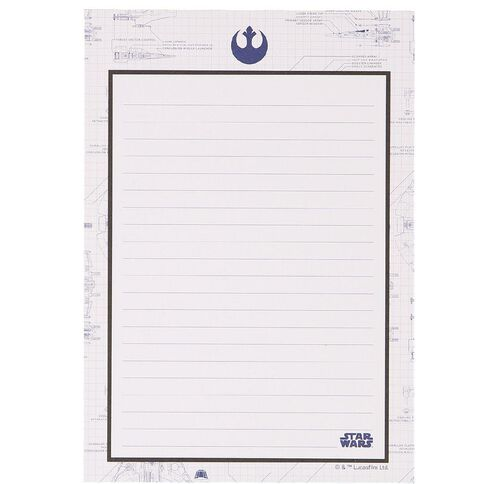 Star Wars Notepad A5