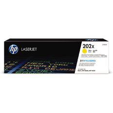 HP 202X LaserJet Toner Yellow (2500 Pages)