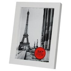 Adventure 5 x 7 Photo Frame White