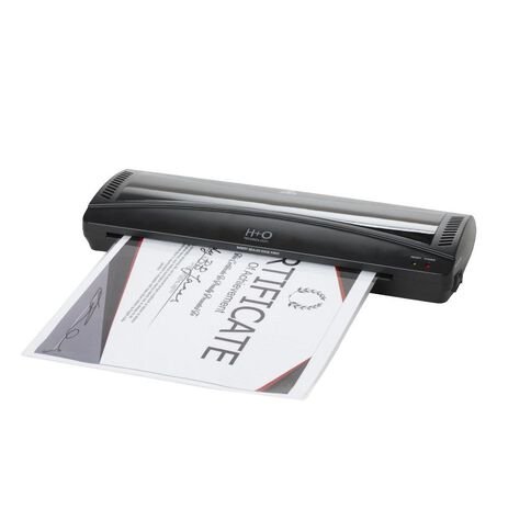 H+O Hot Laminating Pouch A3 Size 50 Pack 80 Microns