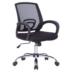 Living & Co Pittsburgh Office Chair Black