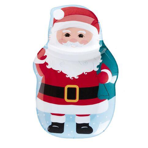 Wonderland Christmas Character Snack Platter 32cm x 15cm