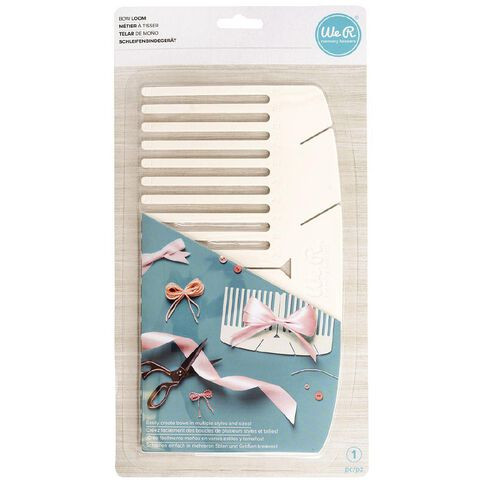 We R Memory Keepers Basic Tools Bow Loom