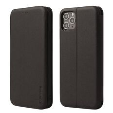 In Touch iPhone 11 Milano Wallet Case Black