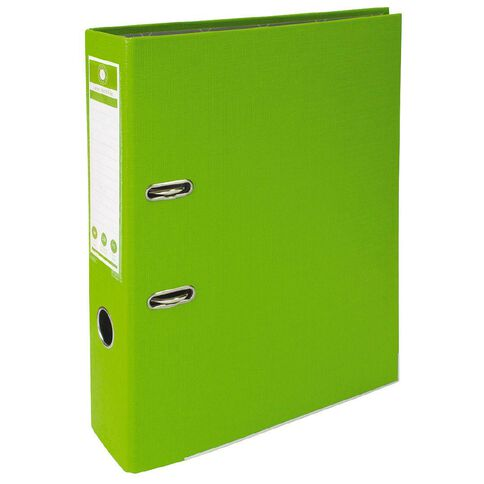 Office Supply Co Lever Arch Green A4