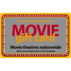Movie Gift Card $30