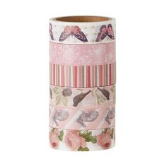 Uniti Washi Tape 6 Pack Floral