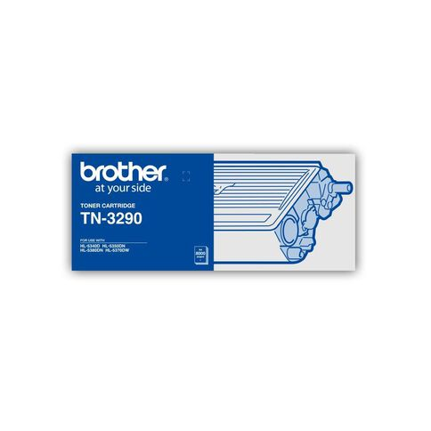 Brother Toner TN3290 Black (8000 Pages)