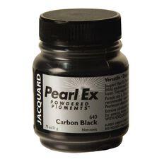 Jacquard Pearl Ex 21.26g Carbon Black
