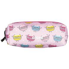 Kookie Sweets Tube Pencil Case Pink