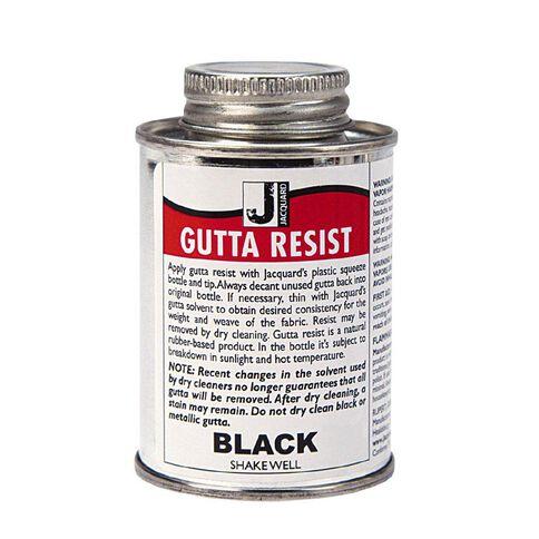 Jacquard Gutta Resist 118.29ml Black
