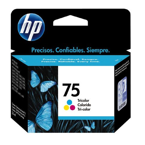 HP Ink 75 Colour (170 Pages)