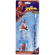 Spider-Man Stationery Set 5 Piece