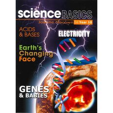 Year 10 Science Basics Book 4