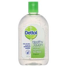 Dettol Hand Sanitiser Original Flip Top 500ml