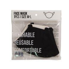Washable Fabric Face Mask