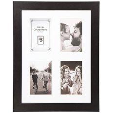 Uniti Milan Collage Frame Black 30 x 40cm