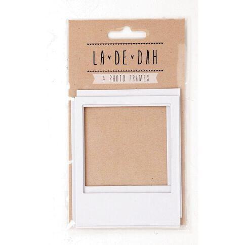 La De Dah Polaroid Style Frames