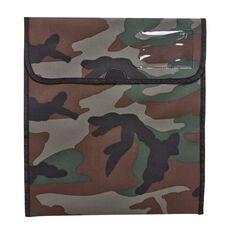 WS Book Bag Zipper Pocket 36cm x 33cm Assorted