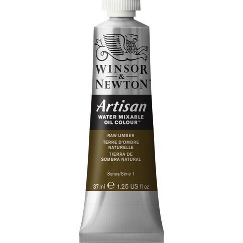 Winsor & Newton Artisan 37ml 554 Raw Umber Multi-Coloured