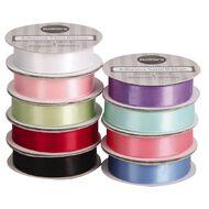 Rosie's Studio Everyday Ribbon Satin Adhesive 18mm x 100cm Assorted