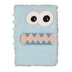 Kookie Furry Monster Hardcover Notebook A5