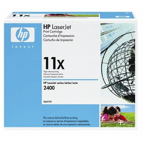 HP Toner 11X Black (12000 Pages)